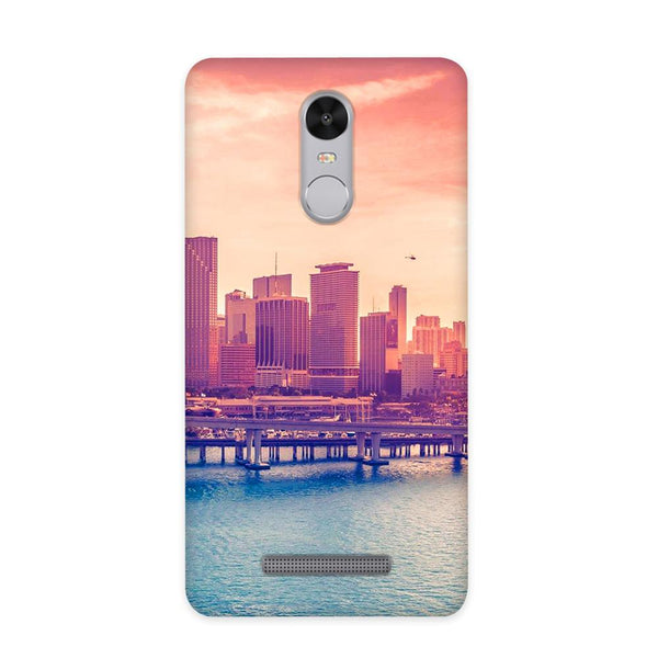 Citylife Case for Redmi Note 3