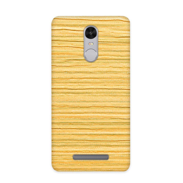Sandy Wood Case for Redmi Note 3