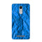 Crumpled Blue Case for Redmi Note 3