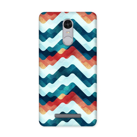 Simaroka Waves Case for Redmi Note 3