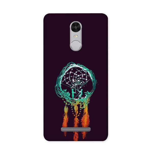 Catching The Dreams Case for Redmi Note 3