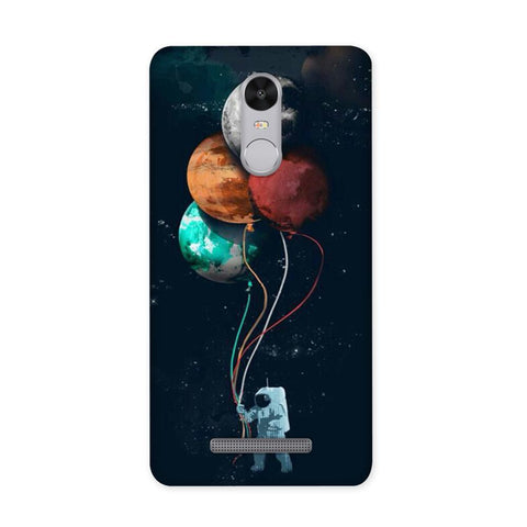 Planets In My Hand Case for Redmi Note 3