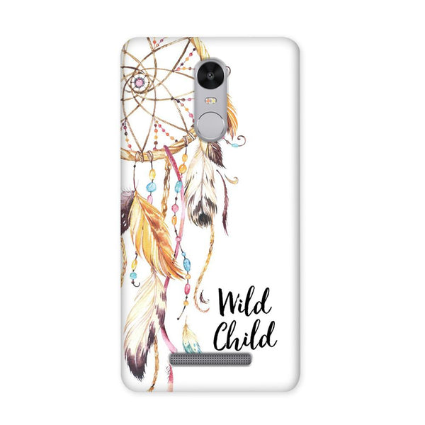 Wild Child Case for Redmi Note 3