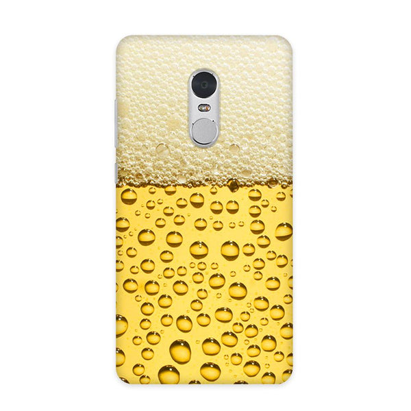 Beer Case for Redmi Note 4