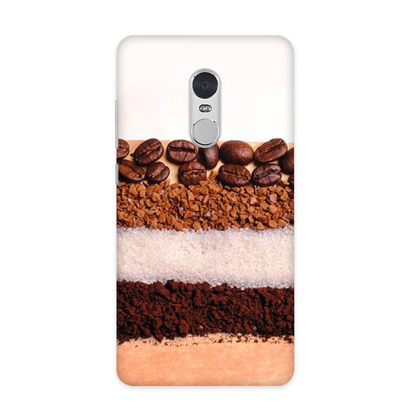 Coffee Bean Case for Redmi Note 4