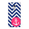 Navy Anchored Case for Redmi Note 4