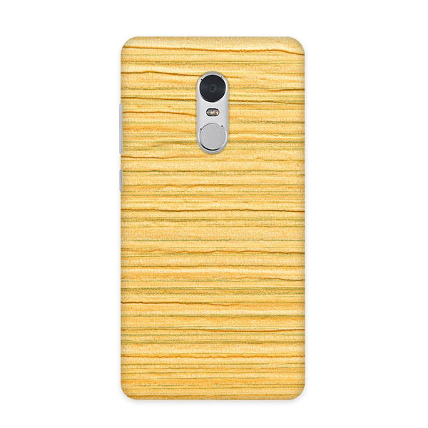 Sandy Wood Case for Redmi Note 4
