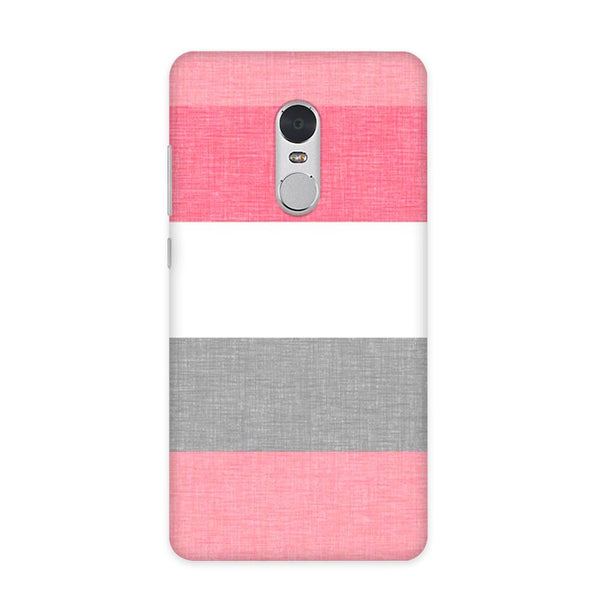 Minimal Stripe Case for Redmi Note 4