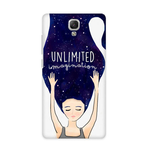 Unlimited Case for Redmi Note 4G