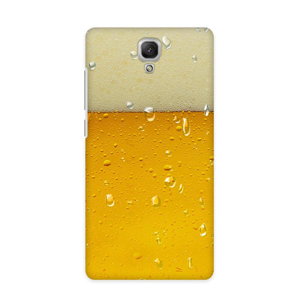Chilled Beer Case for Redmi Note 4G
