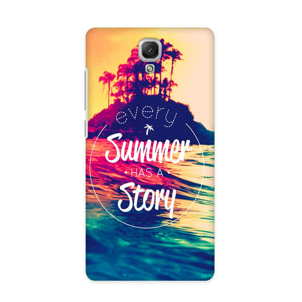 Summer Story Case for Redmi Note 4G