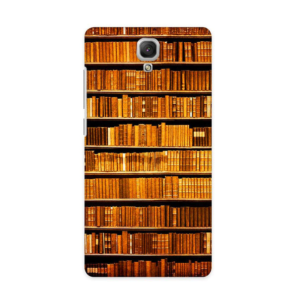 The Library Casr for Redmi Note 4G