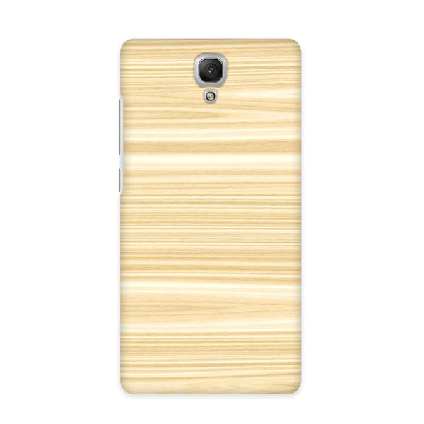Wood Pattern Case for Redmi Note 4G