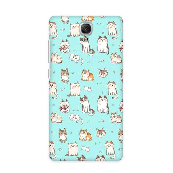 My Kitty Case for Redmi Note 4G