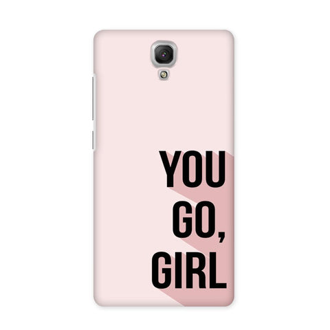 You Go Girl Case for Redmi Note 4G