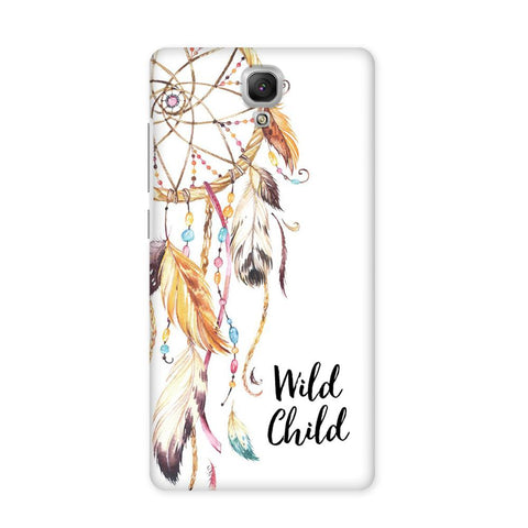 Wild Child Case for Redmi Note 4G