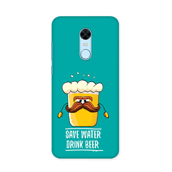 Beer Always Case for Redmi Note 5