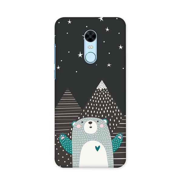 Bear Under The Stars Case for Redmi Note 5