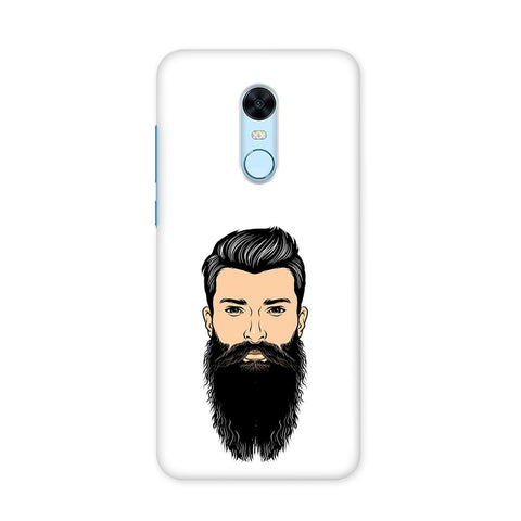 Beardo Case for Redmi Note 5