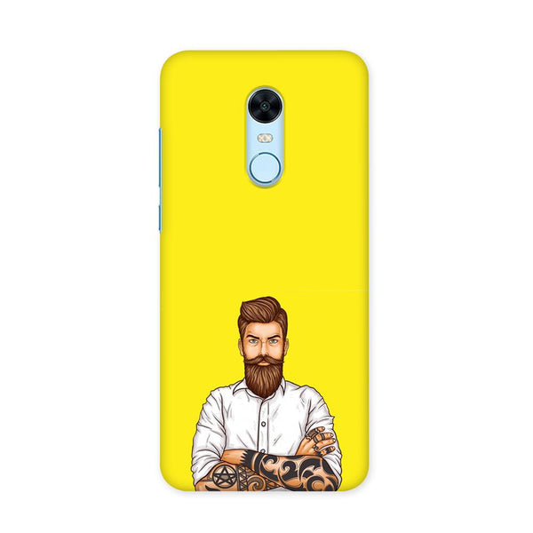 Beardo Cosmo Case for Redmi Note 5