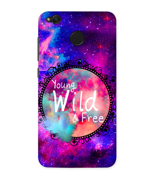 Wild & Free Case for Redmi Note 5A