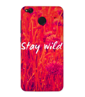 Stay Wild Case for Redmi Note 5A