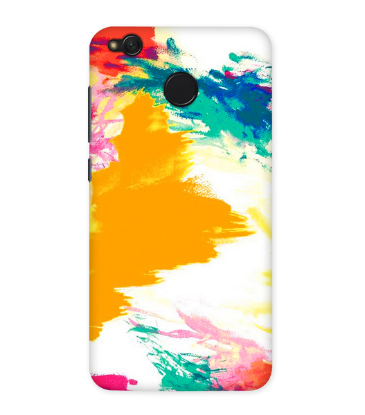 Color Splash Case for Redmi Note 5A