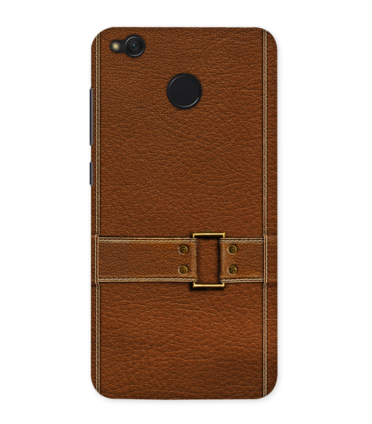 Leather Bind Textured Case for Redmi Note 5A