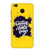 Positive Vibes Only Case for Redmi Note 5A
