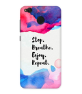 Stop Breate Enjoy Case for Redmi Note 5A