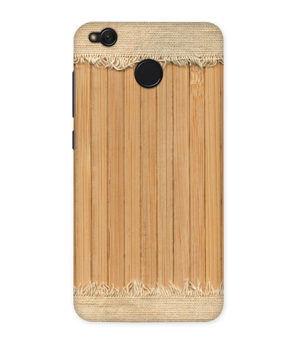 Woodcraft Textured Case for Redmi Note 5A