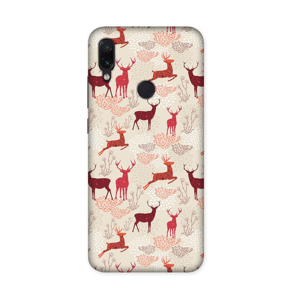 Oh Deer Case for Redmi Note 7