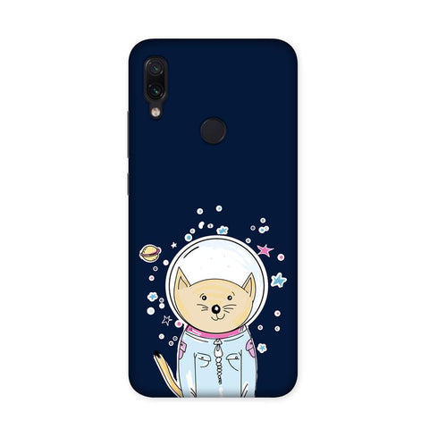 Cat In Space Case for Redmi Note 7