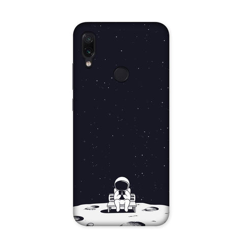 Social In Space Case for Redmi Note 7