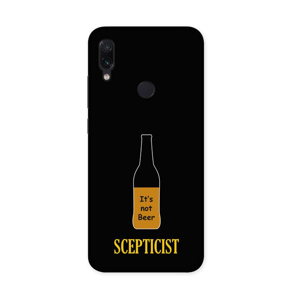Its Not Beer Case for Redmi Note 7