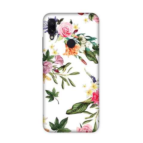 Antique Roses Case for Redmi Note 7
