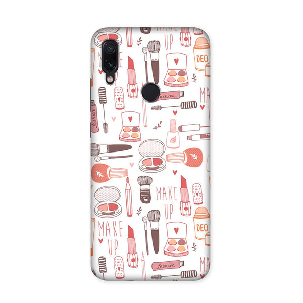 Makeup Forever Case for Redmi Note 7