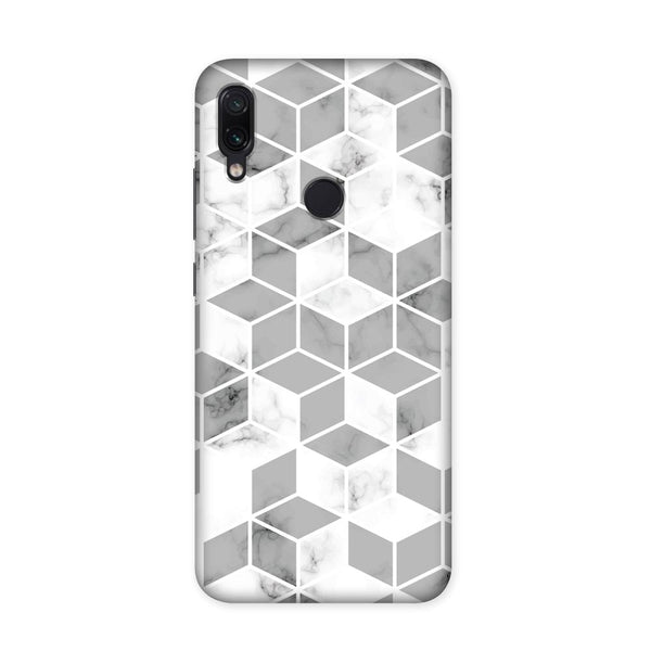 Marble Cubo Case for Redmi Note 7