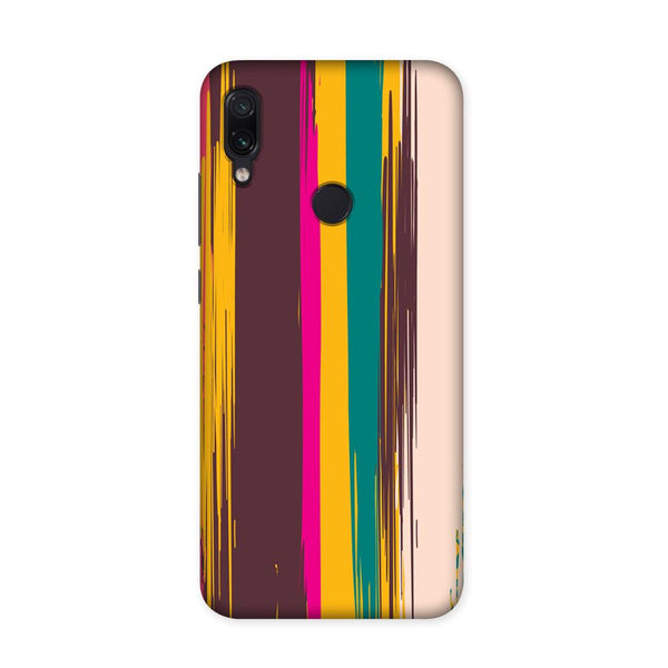Meeko Stripe Case for Redmi Note 7