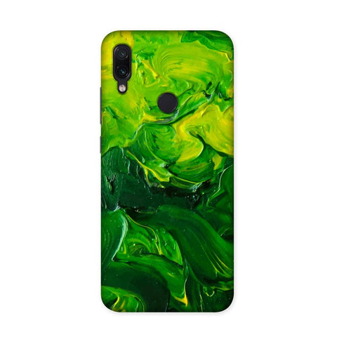 Green Viliaki Case for Redmi Note 7