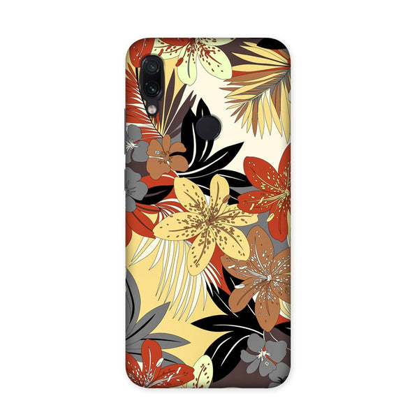 Floralina Case for Redmi Note 7