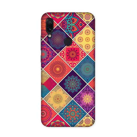 Indian Art 2 Case for Redmi Note 7