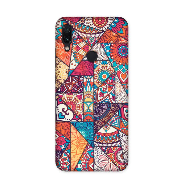Indian Art 3 Case for Redmi Note 7