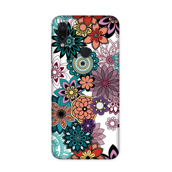 Flower Visitra Case for Redmi Note 7