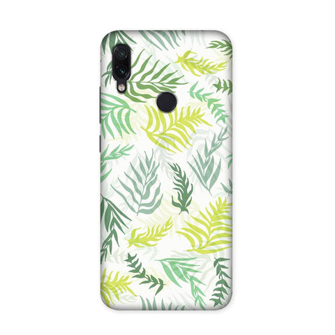 Simaro Leaves Case for Redmi Note 7