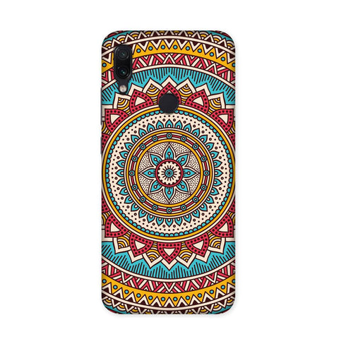 Indian Art 4 Case for Redmi Note 7