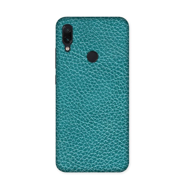 Bluo Leather Texture Case for Redmi Note 7