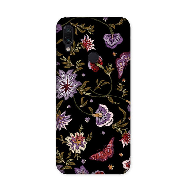 Flora Tebesio Case for Redmi Note 7