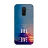 Live On Case for Samsung Galaxy J8