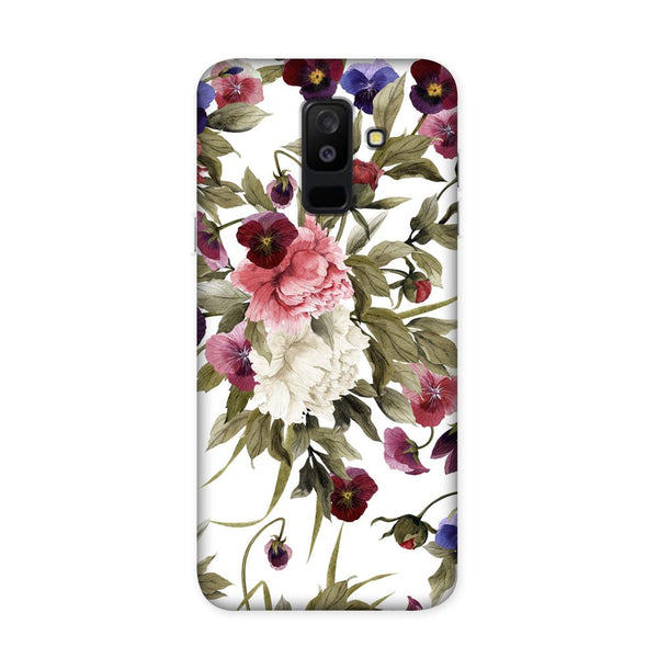 Blossom Case for Samsung Galaxy J8